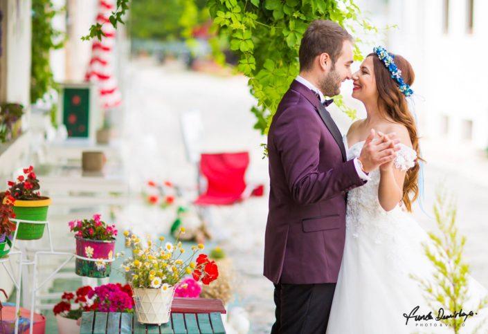 Seda ve Bahadır Bozcaada Dış Mekan Çekimi Düğün Fotoğrafları. Edremit Düğün Fotoğrafçısı Funda Demirkaya (11)