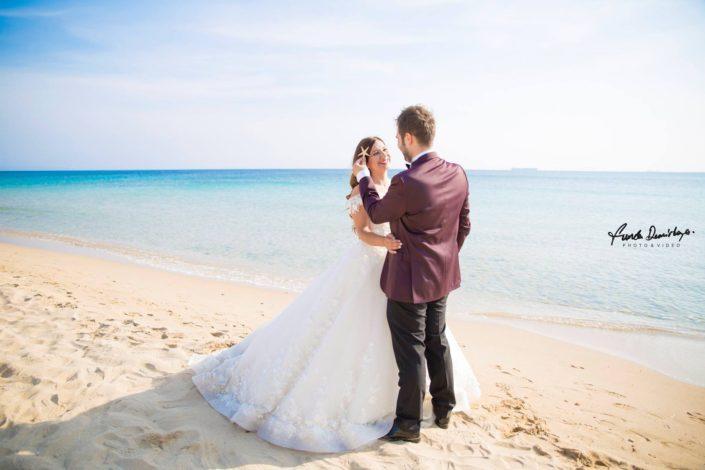 Seda ve Bahadır Bozcaada Dış Mekan Çekimi Düğün Fotoğrafları. Edremit Düğün Fotoğrafçısı Funda Demirkaya (12)