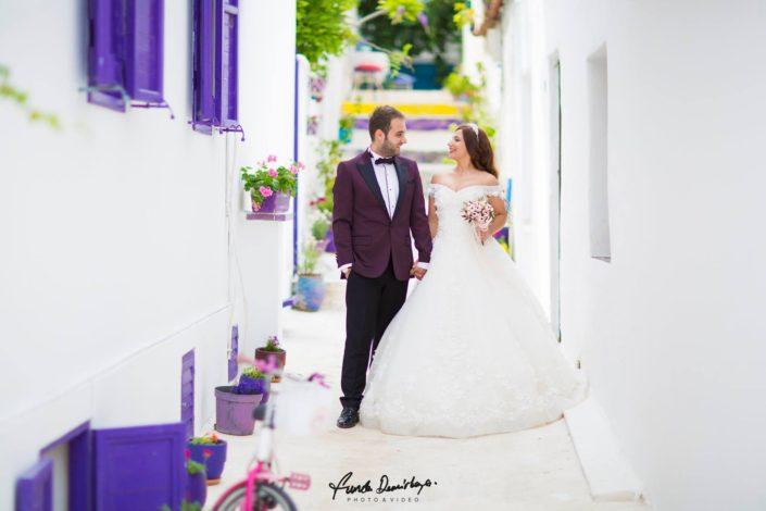 Seda ve Bahadır Bozcaada Dış Mekan Çekimi Düğün Fotoğrafları. Edremit Düğün Fotoğrafçısı Funda Demirkaya (5)