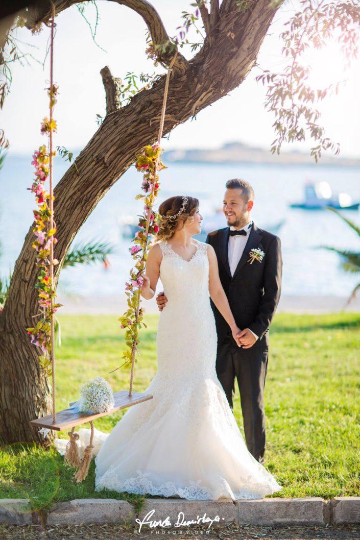 Betül ve Yaşar Ayvalık Cunda Dış Çekim doğa çekimi düğün fotoğrafları (3)