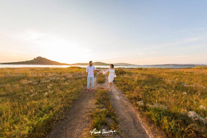 Betül ve Yaşar Ayvalık Cunda Dış Çekim doğa çekimi düğün fotoğrafları (8)