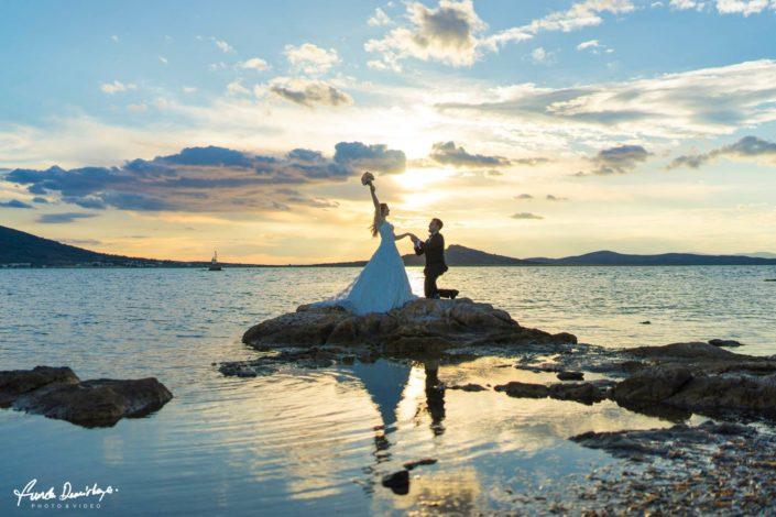 Merve ve Ahmet Ayvalık Cunda Dış Mekan Çekimi düğün fotoğrafları balıkesir düğün fotoğrafçısı (1)