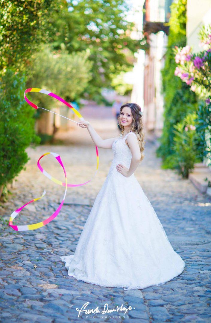 Merve ve Ahmet Ayvalık Cunda Dış Mekan Çekimi düğün fotoğrafları balıkesir düğün fotoğrafçısı (3)