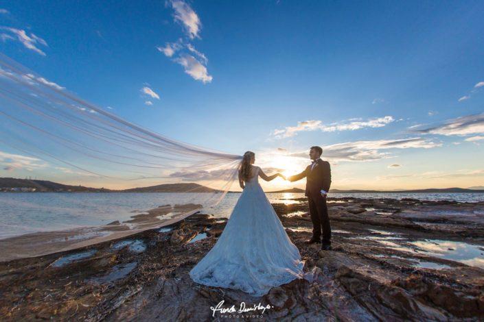 Merve ve Ahmet Ayvalık Cunda Dış Mekan Çekimi düğün fotoğrafları balıkesir düğün fotoğrafçısı (8)