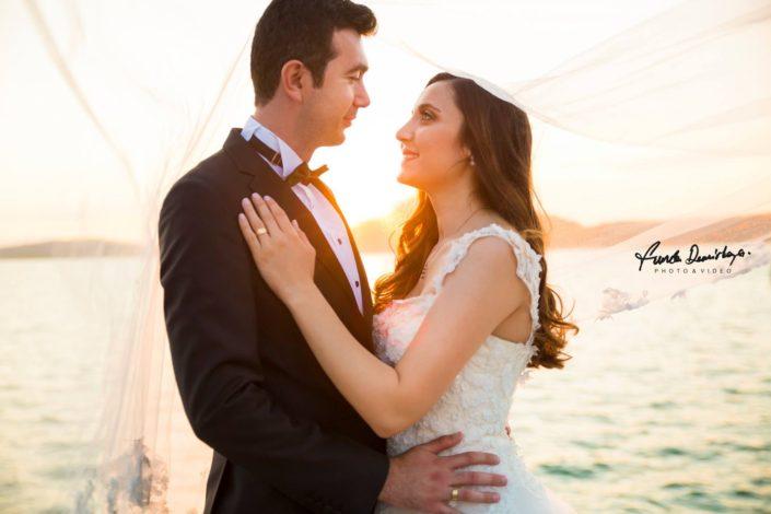 Nurbanu ve Cafer Ayvalık Cunda Dış Mekan Çekimi düğün fotoğrafları balıkesir düğün fotoğrafçısı (12)