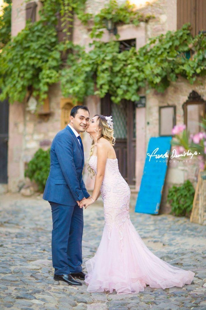 gizem ve ertan ayvalık cunda nişan fotoğrafları düğün fotoğrafçısı funda demirkaya (9)