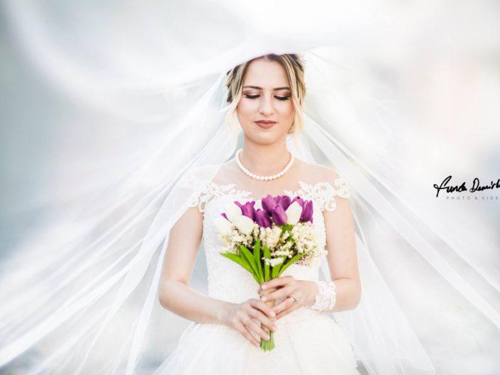 Ayşe ve Caner (11) Ayvalık Cunda Balıkesir Edremit Düğün Fotoğrafçısı