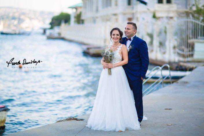 Fulya ve Burak İstanbul düğün (10)