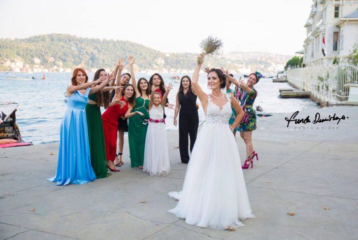Fulya ve Burak İstanbul düğün (3)