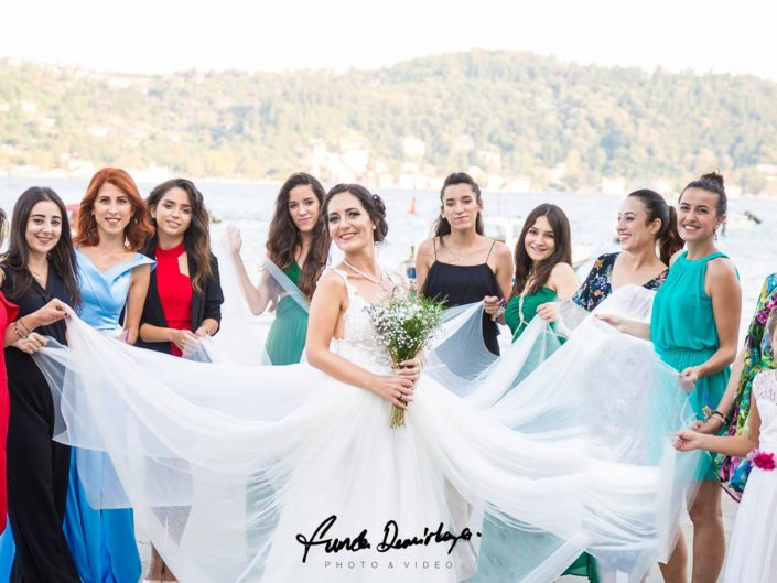 Fulya ve Burak İstanbul düğün (9)