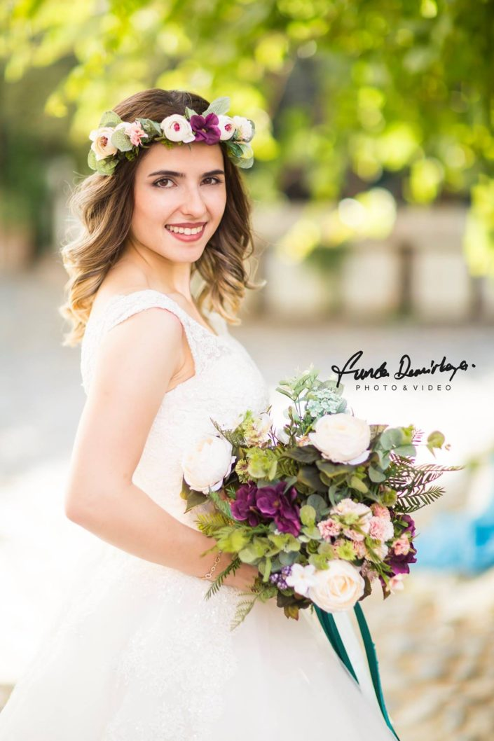 Merve ve Salih Cunda katalog çekimi düğün fotoğrafları