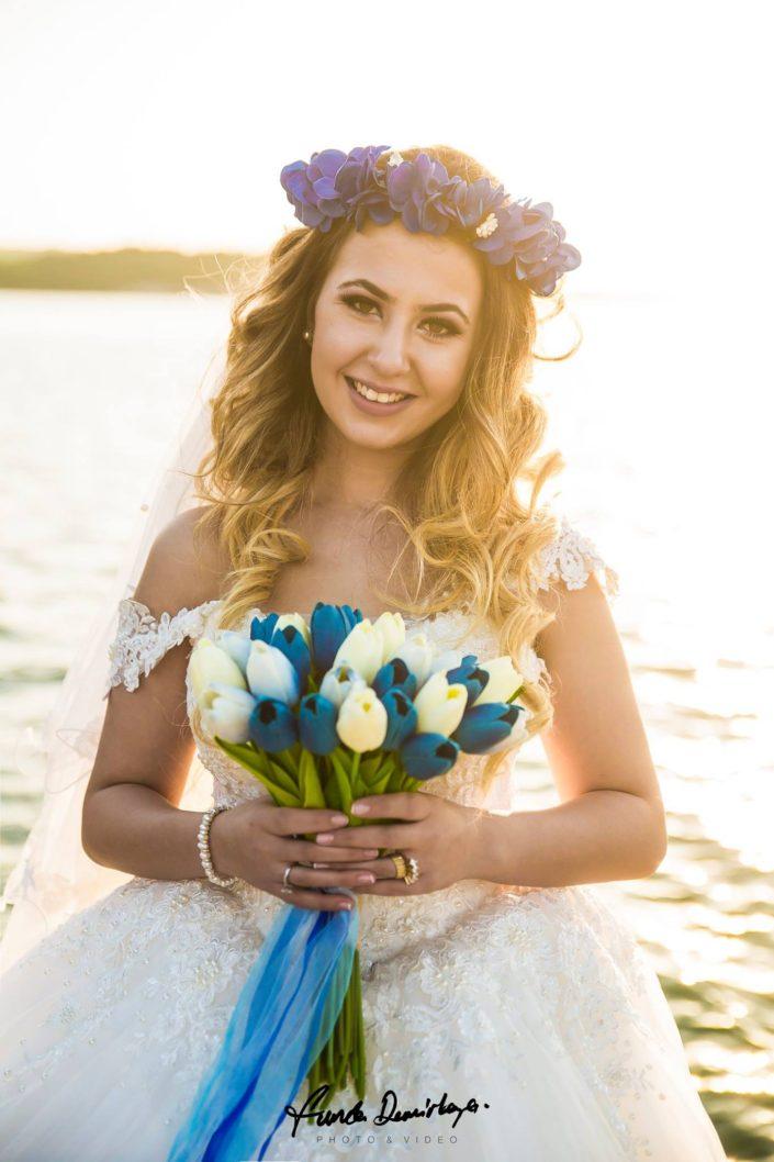 Nisa ve Doğukan (6) Ayvalık Cunda Balıkesir Edremit Düğün Fotoğrafçısı