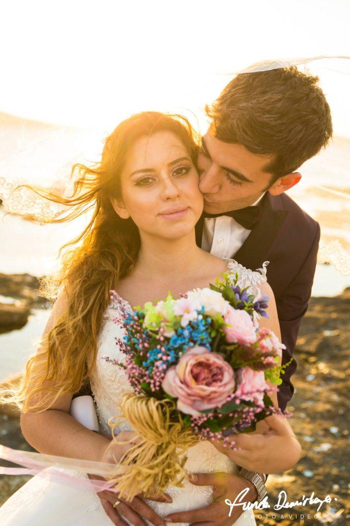 Seren ve Ahmet (12) Ayvalık Cunda Balıkesir Edremit Düğün Fotoğrafçısı