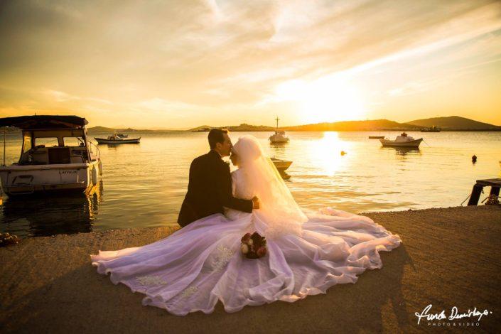 Melek ve Erman Küçükkuyu Yeşilyurt Dış Çekim Düğün Fotoğrafları