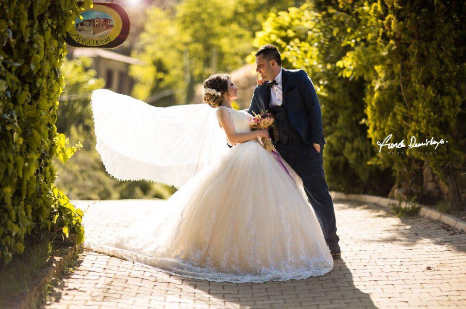 Betül ve Özgür Yeşilyurt Köyü / Kazdağları Düğün Fotoğrafları