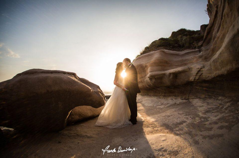 Fatma ve Coşkun Ayvalık / Cunda Adası Dış Mekan Düğün Fotoğraflar