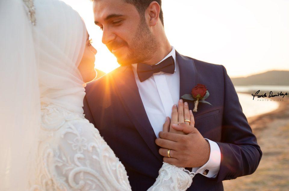 Arzu ve İdris Ayvalık Cunda Adası Düğün Fotoğrafları