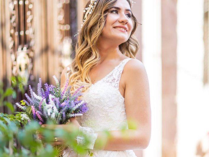 Beyza ve Alican Cunda Adası Ayvalık Dış Çekim Düğün Fotoğrafları