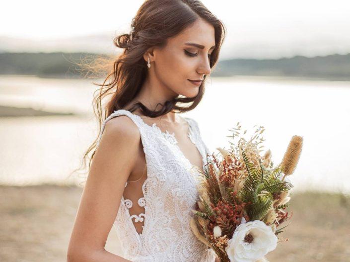 Bilge ve Kemal Kazdağları Düğün Fotoğrafları