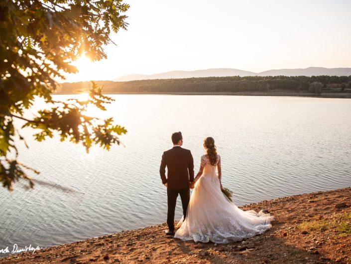 Sema ve Akın Kazdağları Fotoğrafları Forest Wedding Photos