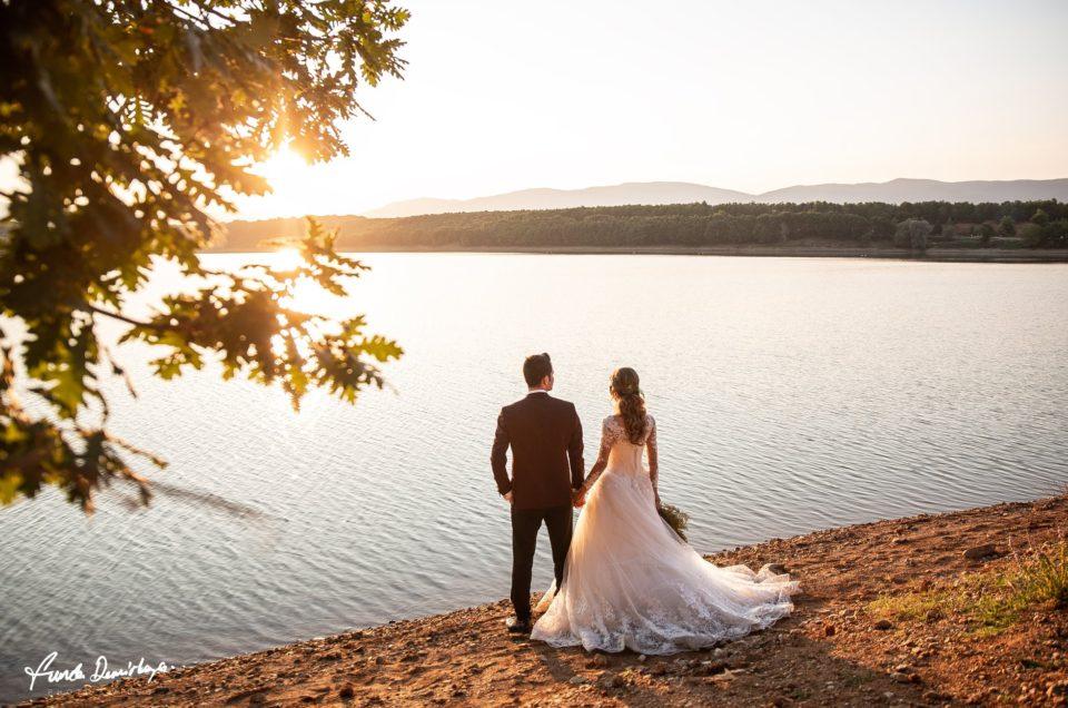 Sema ve Akın Kazdağları Düğün Fotoğrafları